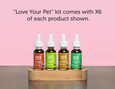 CBD & ME | Love Your Pet Kit