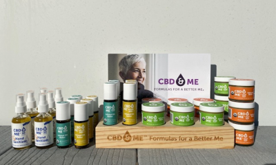 CBD & ME | Starters Topical Kit - Display with Retiree