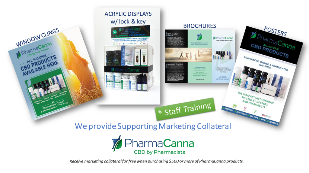PHARMACANNA | Marketing Collateral